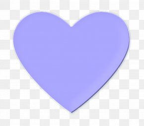 Love Lilac - Heart Icon PNG