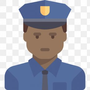 Police Hat - Police Officer Icon PNG