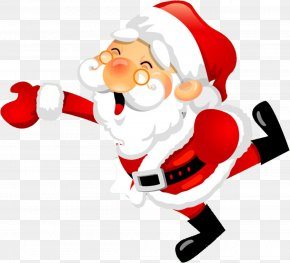 Santa Claus - Santa Claus Christmas Day Clip Art Drawing PNG