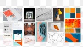 Design - Graphic Design Mood Board Brand PNG