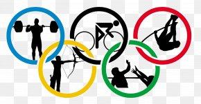 Olympic Rings - 2016 Summer Olympics Rio De Janeiro 2012 Summer Olympics Olympic Games Athlete PNG