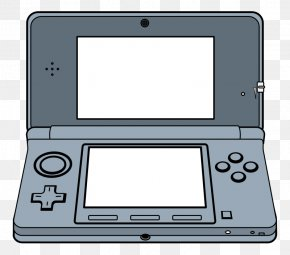Console Cliparts - PlayStation 3 Wii Video Game Consoles Game Controllers Clip Art PNG