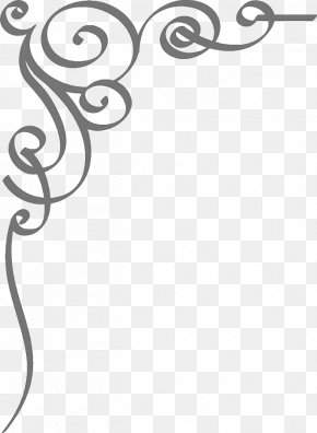 Wedding Invitation Border Transparent Image - Wedding Invitation Clip Art PNG
