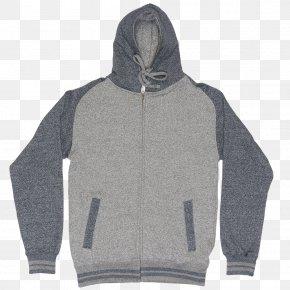 Letterman Jacket With Hood - Hoodie Bluza Zipper Jacket PNG