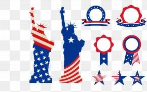 Vector Statue Of Liberty - Statue Of Liberty Monument Landmark Clip Art PNG