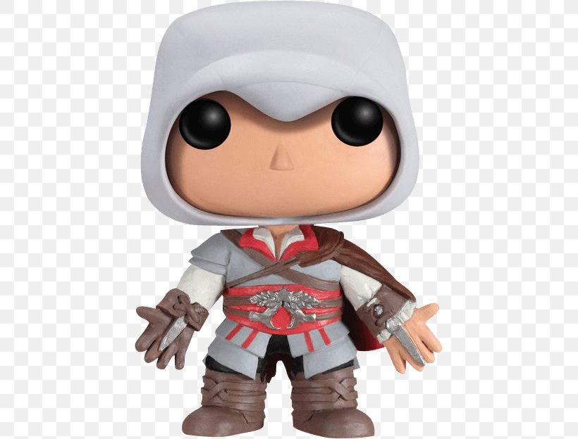 Assassin's Creed III Ezio Auditore Assassin's Creed: The Ezio Collection Assassin's Creed Unity, PNG, 624x624px, Ezio Auditore, Action Figure, Action Toy Figures, Bobblehead, Collectable Download Free