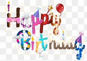 Happy Birthday Clip Art Image - Birthday Cake Happy Birthday To You Clip Art PNG