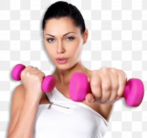 Dumbbells - Fitness Centre Physical Fitness Physical Exercise Dumbbell PNG