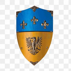 Shield - Middle Ages Holy Roman Empire Shield Knight Sword PNG