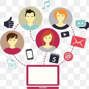 Social Media - Social Media Marketing Influencer Marketing PNG