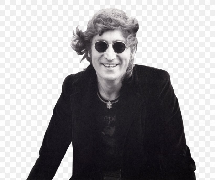 Murder Of John Lennon Lennonyc New York City Png 976x819px John Lennon Black And White Bob