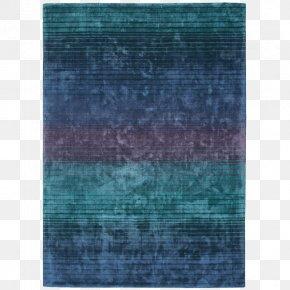 Carpet - Carpet Blue Kilim Turquoise Color PNG