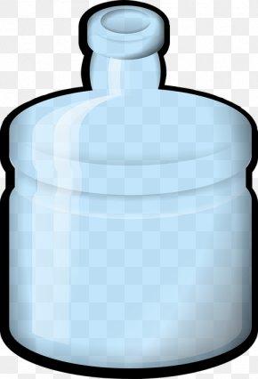 Plastic Bottle Drawing Art - Clip Art Water Bottles Openclipart PNG