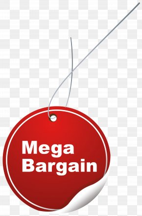 Mega Sale - Discounts And Allowances Label Sticker Clip Art PNG