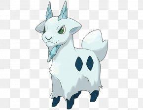 Goat - Goat Sheep Pokémon X And Y Pokémon Vrste PNG