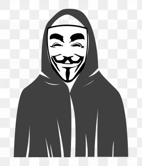 Anonymous - Robe Anonymous Clip Art PNG
