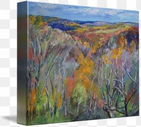 Michael Surrealism Artists - Painting Canvas Print Art Printing PNG