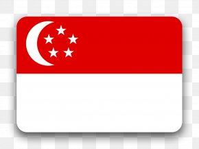 China Flag - Singapore Time Zone Flag Of Singapore Language PNG