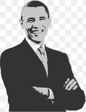 Barack Obama - Barack Obama President Of The United States Clip Art PNG