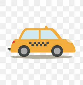 Taxi - Taxi Car Icon PNG