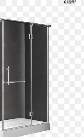 Glass Shower - Shower Bathroom Bathing PNG