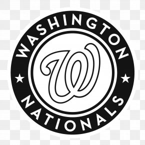 Black And White - Washington, D.C. Washington Nationals Chicago Cubs MLB Baseball PNG