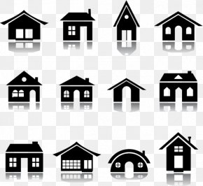 Vector House - House Royalty-free Clip Art PNG