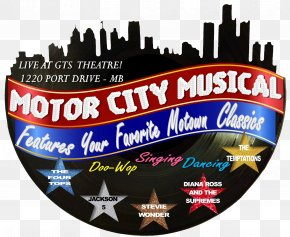 Musical Theatre - Detroit Phonograph Record Art Musical Theatre PNG