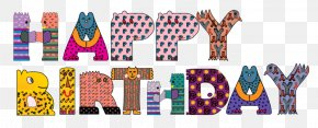 Happy Birthday ANIMALS - Birthday Cake Happy Birthday To You Wish Clip Art PNG