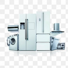 Refrigerator Appliance Collection - Home Appliance Machine Electric Motor Bearing PNG