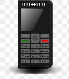 Cell Cliparts - Mobile Phone Telephone Clip Art PNG