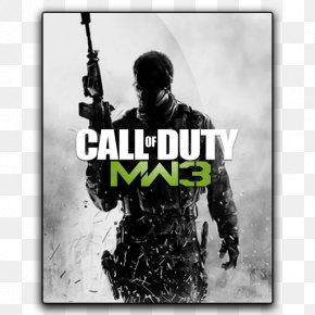 Call Of Duty Modern Warfare 3 - Call Of Duty: Modern Warfare 3 – Defiance Call Of Duty 4: Modern Warfare Call Of Duty: Modern Warfare 2 Call Of Duty: Black Ops PNG