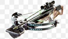Katana - Crossbow Katana Knife Hunting Ranged Weapon PNG