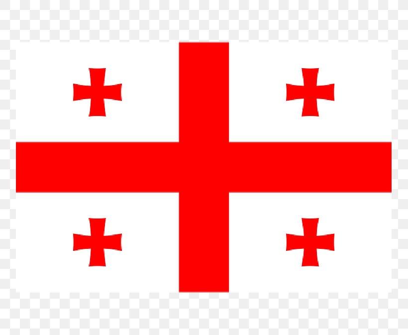Flag Of Georgia Kingdom Of Georgia National Flag, PNG, 800x673px, Georgia, American Red Cross, Coat Of Arms Of Georgia, Country, Cross Download Free