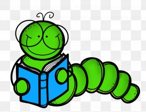 Cute Bookworm Cliparts - Library Free Content Librarian Clip Art PNG