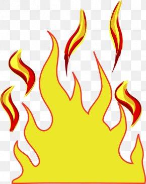 Bbq Fire Cliparts - Cartoon Fire Flame Clip Art PNG