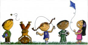 Outside School Cliparts - Play Child Clip Art PNG