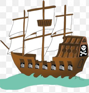 Kenzi Cliparts - Piracy Free Content Pirate Ship Clip Art PNG