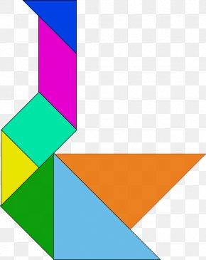 Pieces Vector - Jigsaw Puzzles Puzz 3D Tangram Set PNG