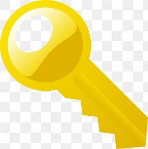 Key Image - Key Lock Door Icon PNG