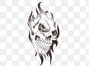 Skull Tattoo Free Download - Tattoo Clip Art PNG
