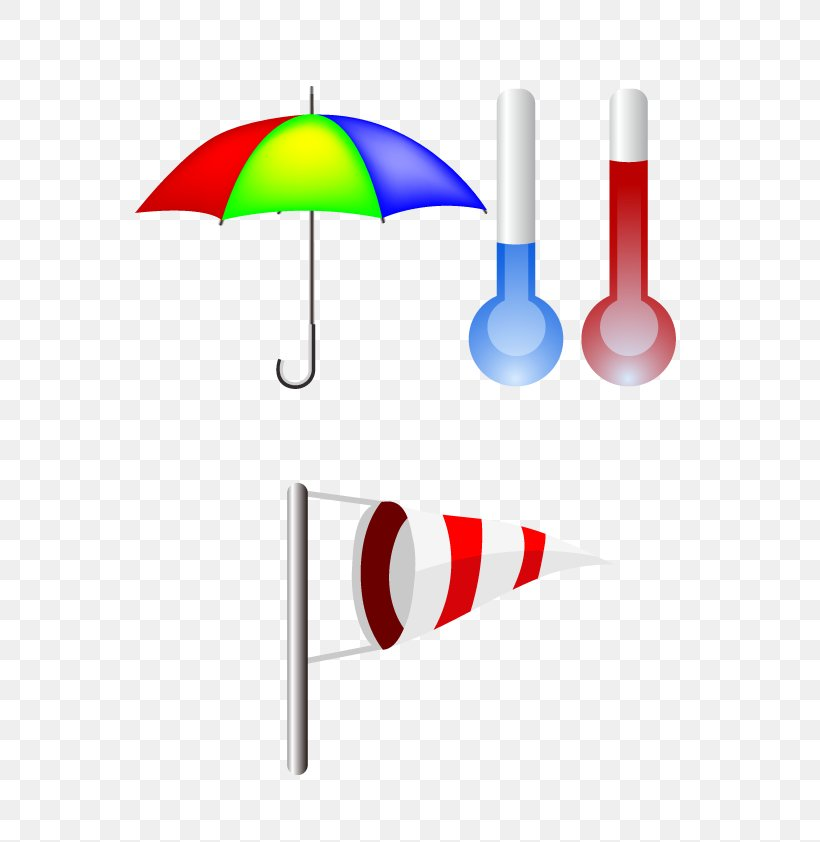 Weather Forecasting Rain Wind, PNG, 595x842px, Weather, Fashion Accessory, Rain, Red, Umbrella Download Free