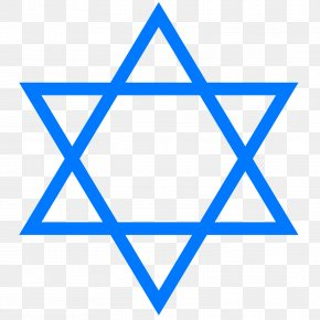 Star Of David - Star Of David Judaism Symbol PNG