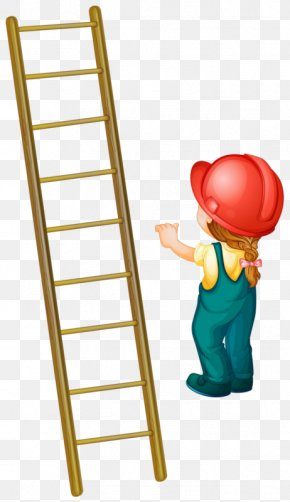 Engineering Ladder - Ladder Stairs Architectural Engineering Illustration PNG