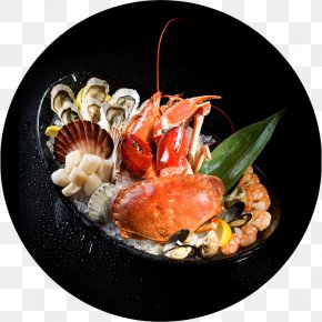 Selection Of Authentic Delicacy - Sashimi Seafood Japanese Cuisine Carpaccio Sushi PNG