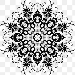 Flowers Flowers - Black And White Visual Arts Floral Design Drawing Flower PNG