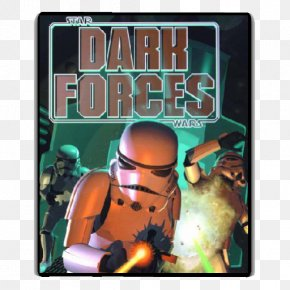 Star Wars - Star Wars: Dark Forces Star Wars Jedi Knight: Dark Forces II Video Games PC Game First-person Shooter PNG