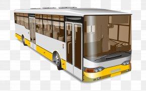 Bus - Transit Bus Coach Royalty-free PNG