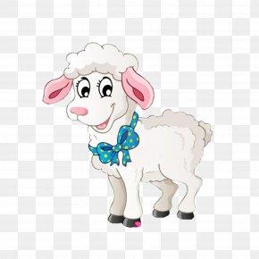 Sheep - Sheep Goat Livestock Farm Clip Art PNG