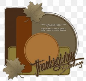 Creative Templates - Thanksgiving Holiday Scrapbooking PlayStation Portable PaintShop Pro PNG